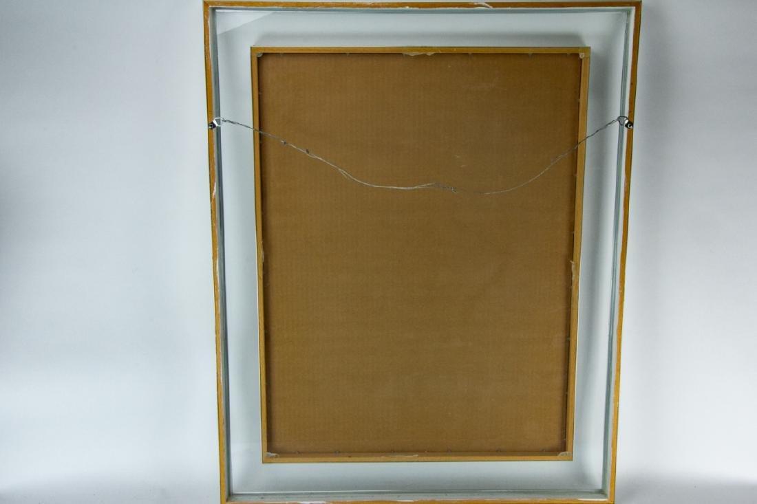 Mid Century Framed Joan Miro Print - 7