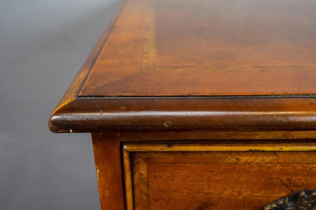 Queen Anne Style 7 Drawer Bureau / Dresser - 2