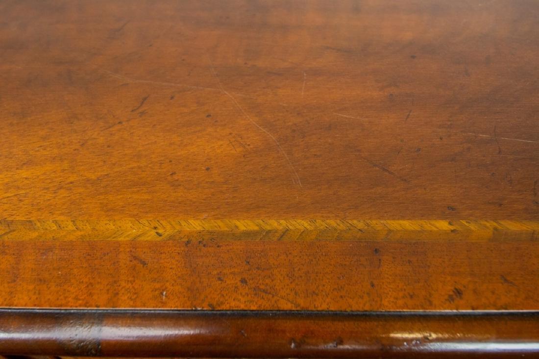 Queen Anne Style 7 Drawer Bureau / Dresser - 8