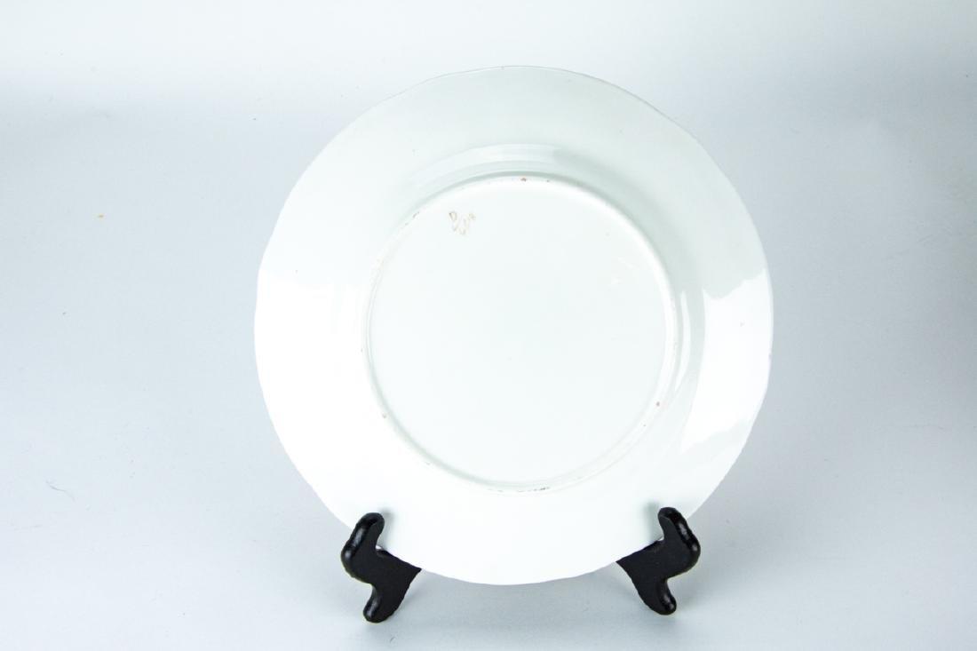 Antique Minton 4 Cake Stands + 11 Plates - 4