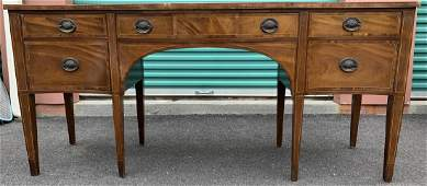 Baker Furniture Hepplewhite Style Sideboard