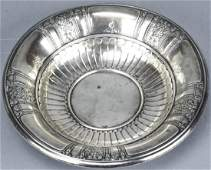 Gorham Sterling Silver Frontenac Pattern Bowl