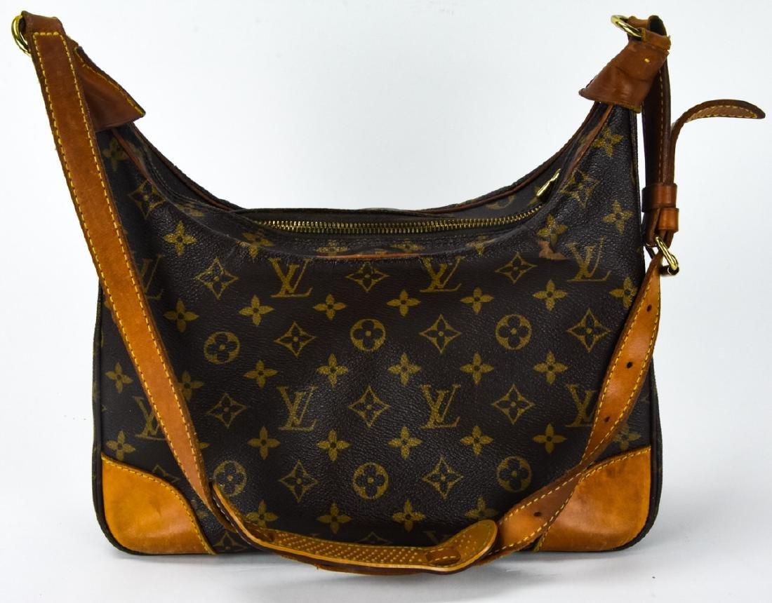 Vintage Louis Vuitton Monogrammed Shoulder Bag