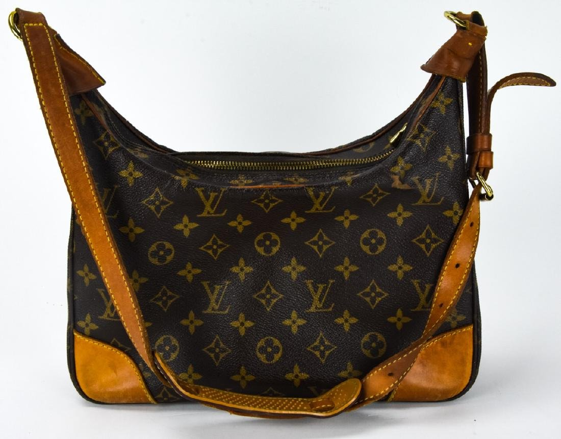 Vintage Louis Vuitton Monogrammed Shoulder Bag