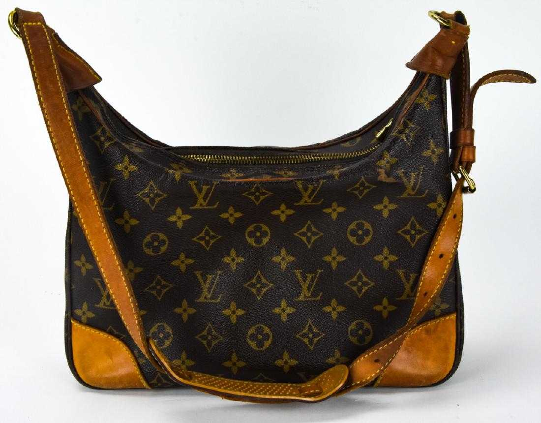286bbd1aea8e Vintage Louis Vuitton Monogrammed Shoulder Bag
