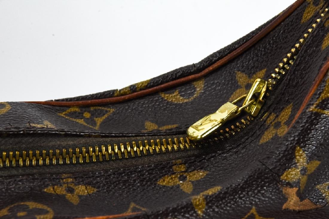 Vintage Louis Vuitton Monogrammed Shoulder Bag - 3