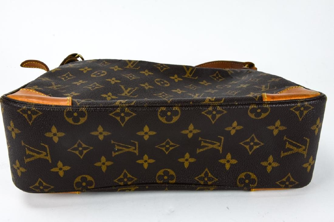 Vintage Louis Vuitton Monogrammed Shoulder Bag - 5
