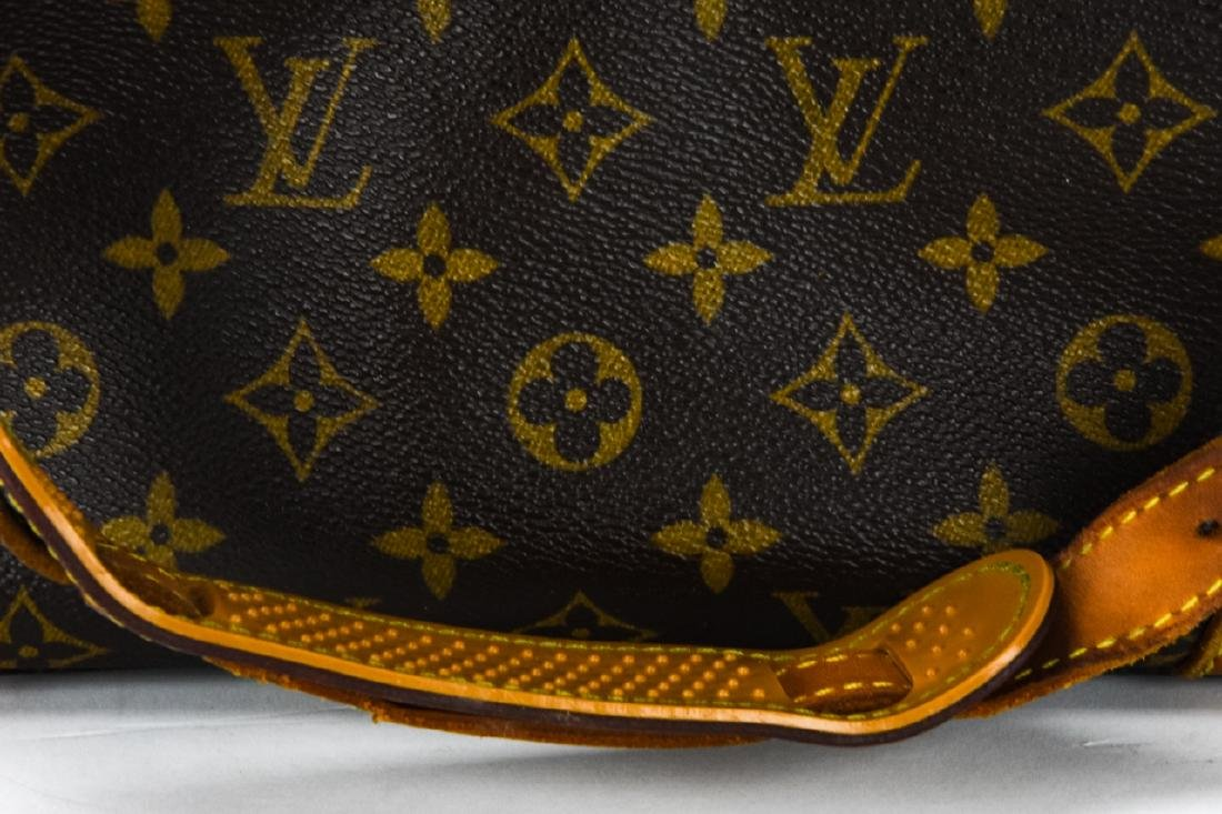 Vintage Louis Vuitton Monogrammed Shoulder Bag - 8