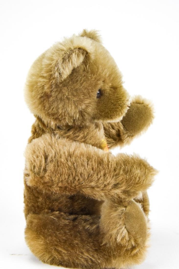 Vintage German Steiff Mohair Teddy Bear w Button - 8