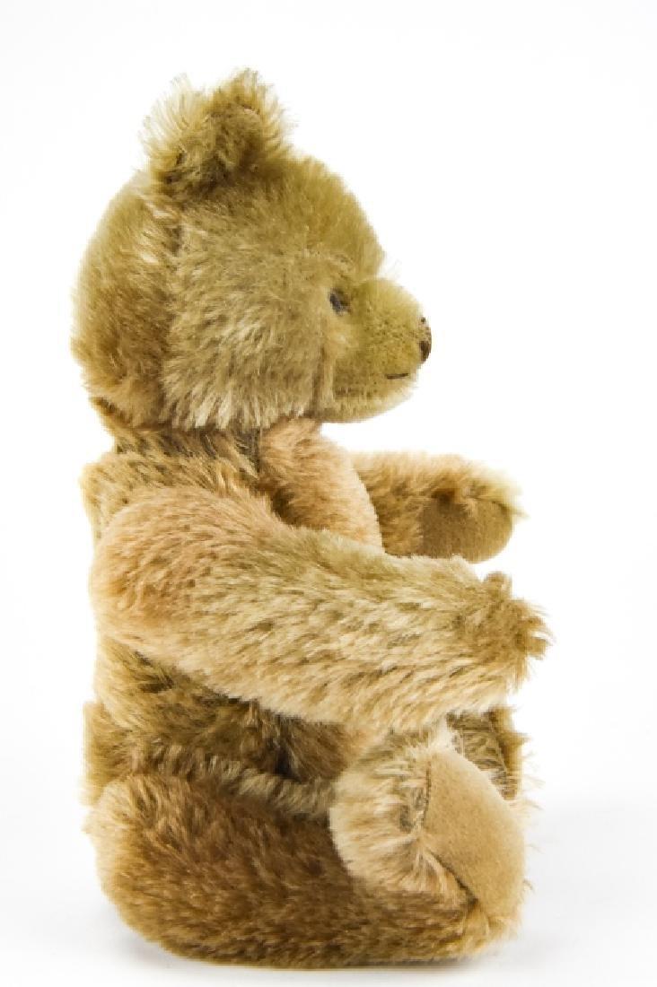 Vintage German Steiff Mohair Teddy Bear w Button - 4