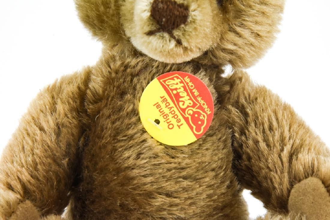 Vintage German Steiff Mohair Teddy Bear w Button - 5