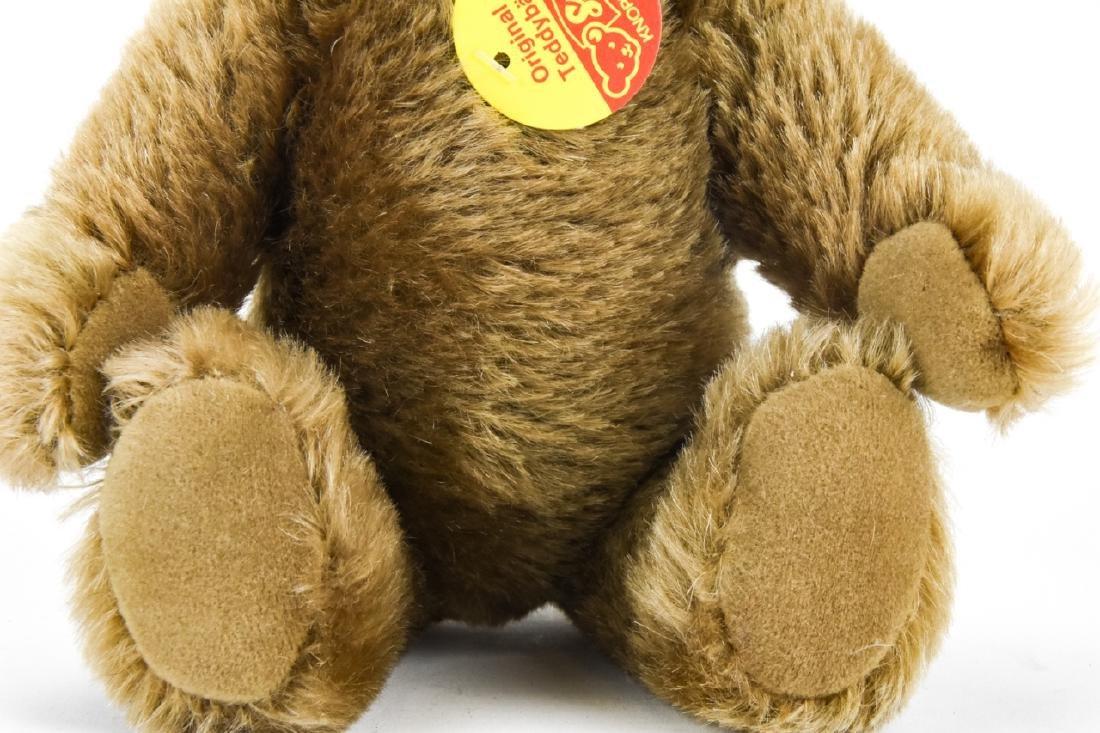 Vintage German Steiff Mohair Teddy Bear w Button - 6