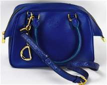 Lauren Ralph Lauren Leather Handbag  Purse