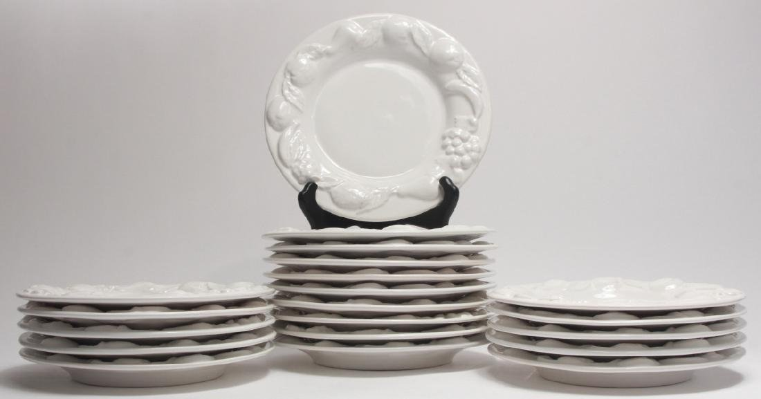 19 Casafina Portuguese Pottery Lunch Plates