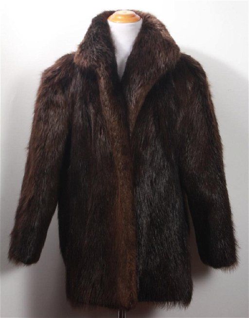 df0ffb74 Women's Beaver Fur Coat / Jacket