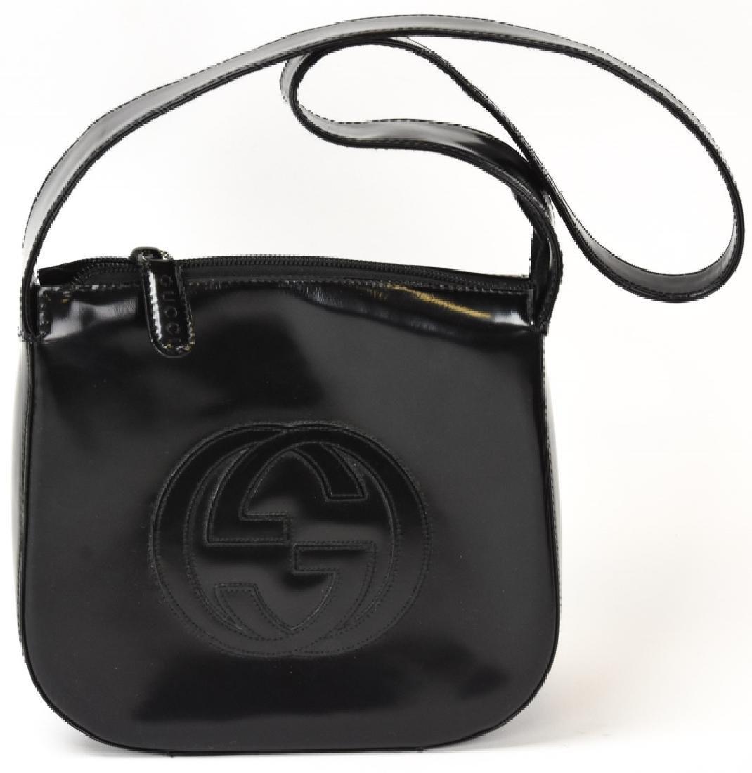 2bfdd1ee83 Gucci Italian Leather Handbag / Purse