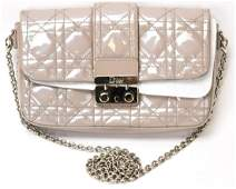 Dior Quilted Purse w Original Box & Dust Cover
