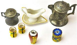 Vintage Dollhouse Furniture & Miniatures for Sale & Antique
