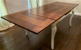 French Provincial Style Canadian Dining Table
