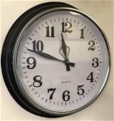 Vintage Wall Clock Made by Quartz