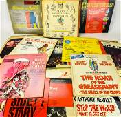 Vintage Collection Broadway Musicals Records