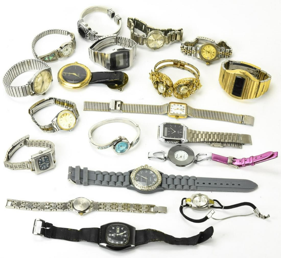 Collection of Vintage Mens / Womans Wrist Watches