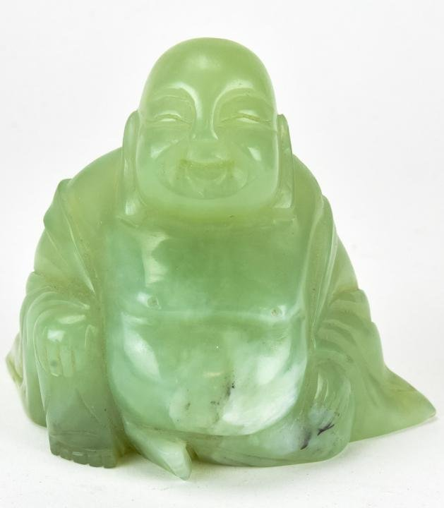 2019 Chinese Jade Carving and Buddha Statue