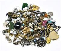 Collection Antique  Vintage Jewelry Pieces  Part