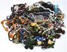 Collection Vintage  Contemporary Costume Jewelry