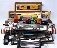 Lot of Vintage Toy Train Tracks