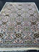 Hand Knotted Wool Bokhara Area Carpet Rug