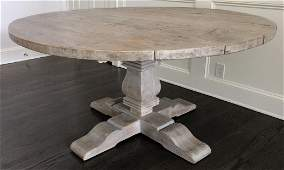 English Country Antique Pine Quality Custom Table
