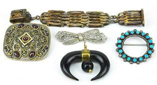 Antique & Vintage Jewelry Grouping