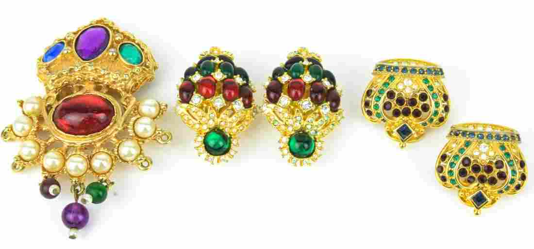 Kenneth J Lane & Joan Rivers Costume Jewelry