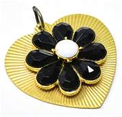 Vintage Costume Jewelry Miriam Haskell Necklace