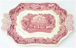Antique English Mason's Ironstone Serving Platter