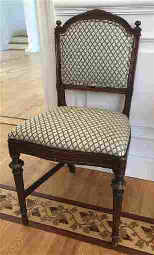 Antique French Louis XV Style Side Chair