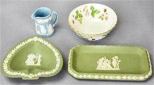 Collection Wedgewood Jasperware & China Tableware