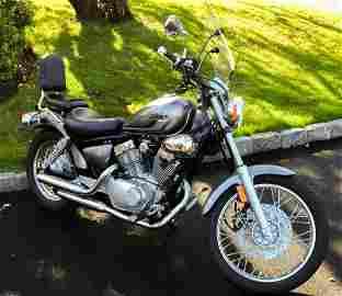 2017 Yamaha XV250 Motorcycle
