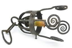Antique Carion & Schneider Arts & Crafts Light
