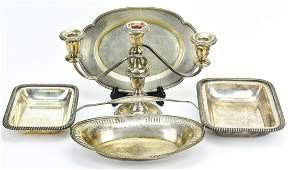 Antique & Vintage Sterling & Silver Plate Items