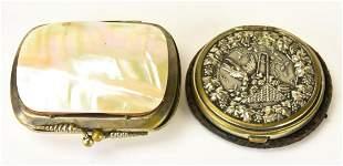 2 Antique Coin Purses