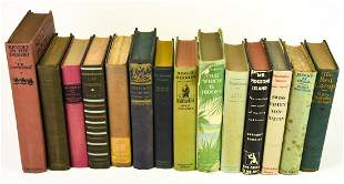 Lot Assorted Vintage Doran Books First Editions