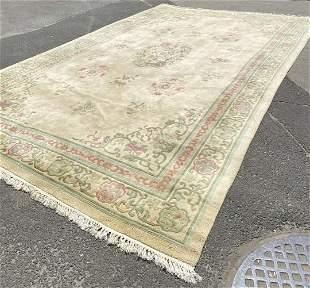 Chinese Suiyuan Style Oriental Carpet