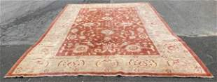 Persian Style Hand Knotted Wool Rug / Carpet
