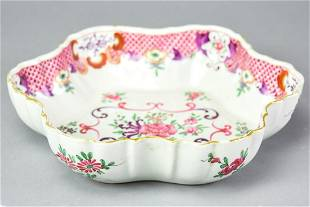 Antique Samson French Chinese Export Dish