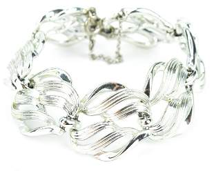 Vintage Costume Jewelry Bracelet by Coro