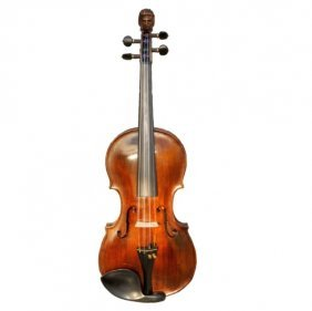 Vintage Mozart-Head Full Violin- Stainer Copy