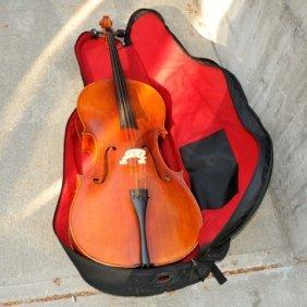 Vintage Hoffner German Full Cello