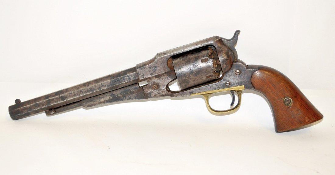 ".44 Remington ""1858 New-Model Army 44"" Revolver"